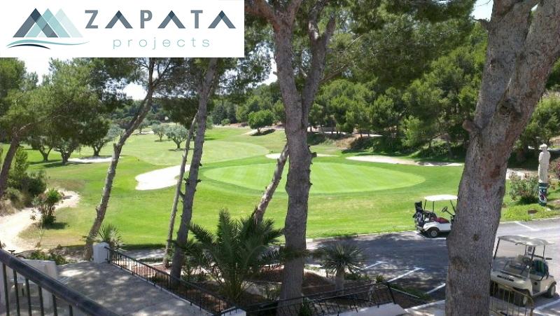 Campo de Golf Villamartin-Inmuebles y Promociones Zapata
