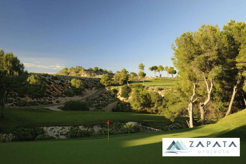 Campo de Golf las Ramblas-Promociones Zapata