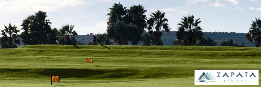 Golf la Finca-Campo de Golf-Inmuebles y Promociones Zapata