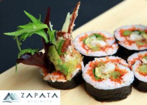 Las Colinas Golf-Campo de Golf-Inmuebles y Promociones Zapata-Restaurantes-sushi