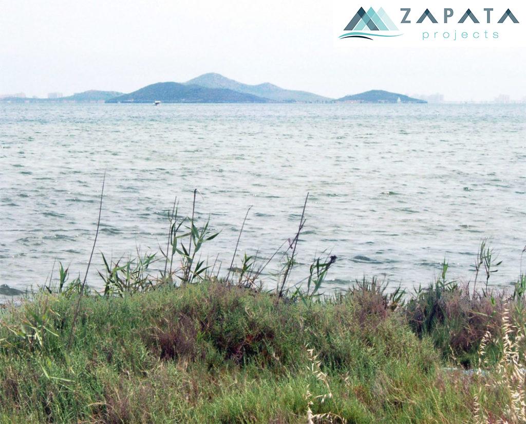 Paisaje Islas del Mar Menor-Lugares de Interes-Promociones Zapata