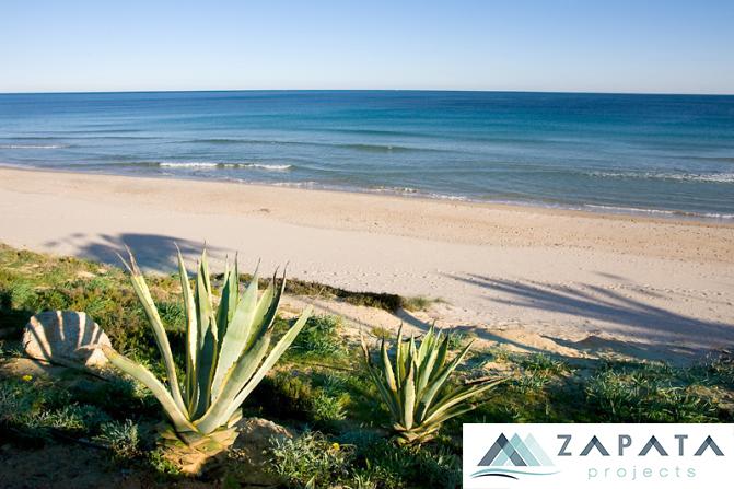 Playa Higuericas-Promociones Zapata-Pilar de la Horadada