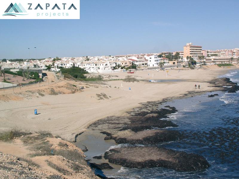 Playa Rio Seco-Pilar de la Horadada-Promociones Zapata