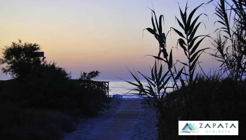 Playa el mojon-San Pedro del Pinatar-Inmuebles y Promociones Zapata