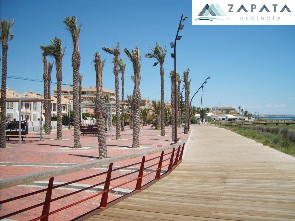 Playa el mojon-San Pedro del Pinatar-Pilar de la horadada-Inmuebles y Promociones Zapata