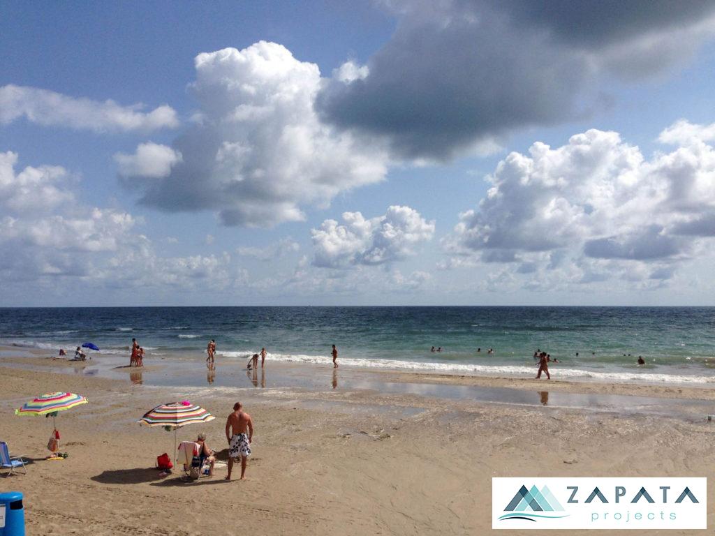 Playa las Villas-pilar de la horadada-promociones Zapata