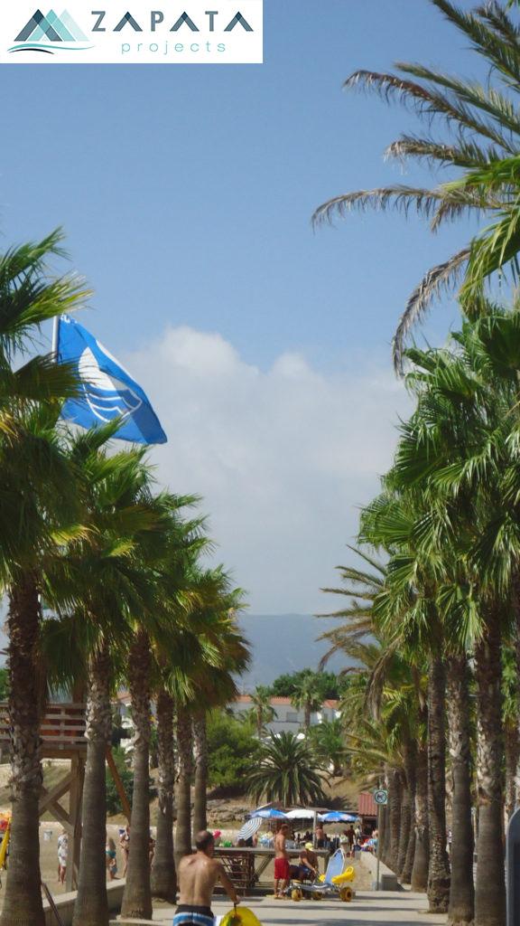 Promociones Zapata-Bandera Azul