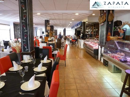 Restaurante El Gallego-Pilar de la Horadada-Promociones Zapata