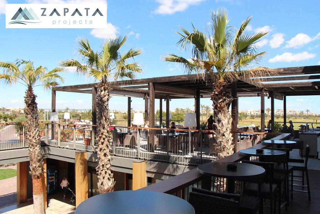 Restaurante Roda Campo de Golf Inmuebles Zapata