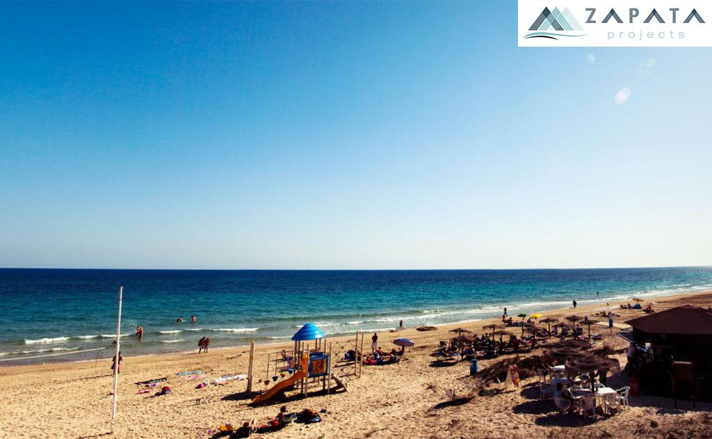 playa en mil palmeras-orihuela-inmuebles y promociones zapata