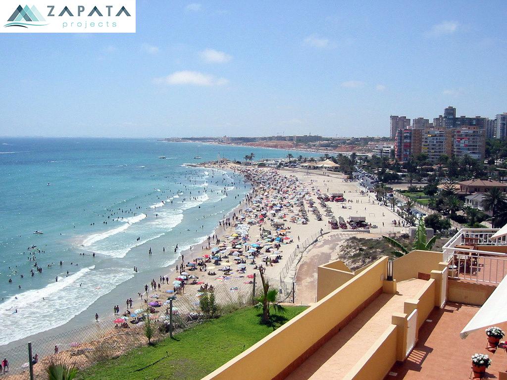 playa la glea en campoamor-playas orihuela-promociones zapata