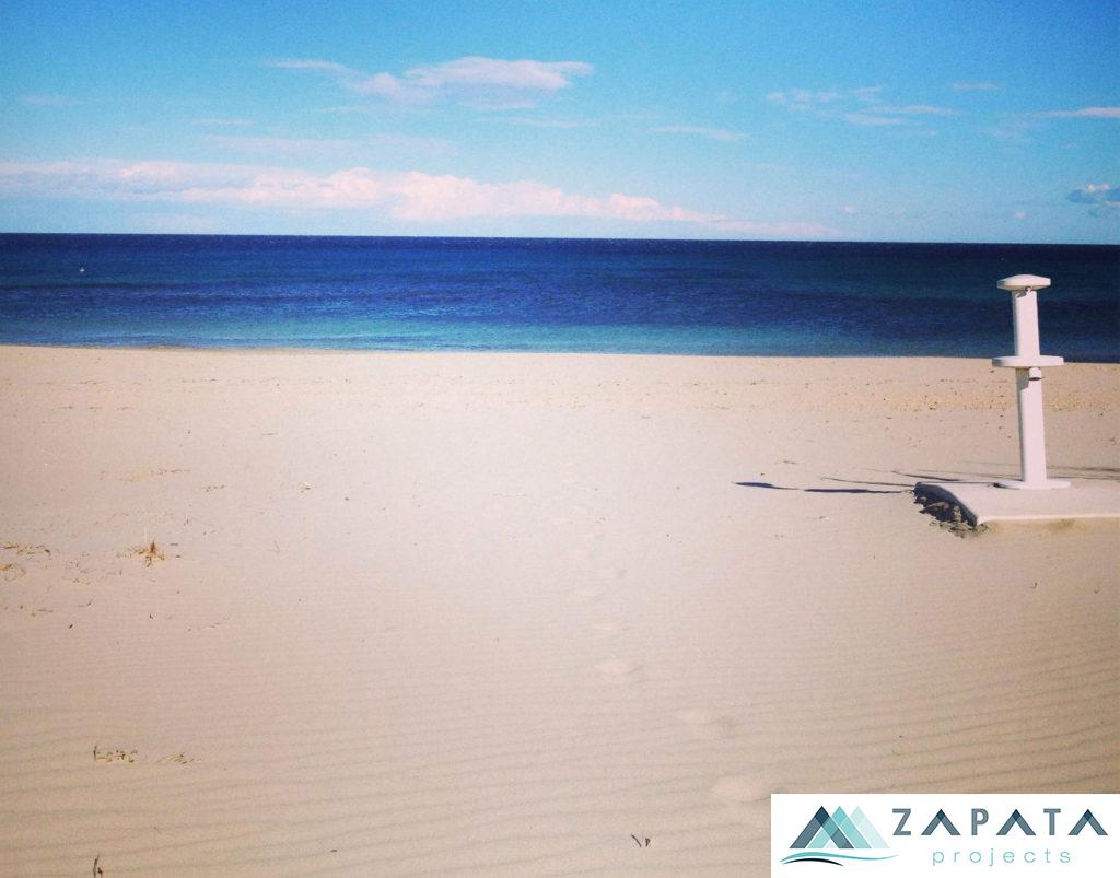 playa las higuericas-pilar de la horadada-promociones zapata