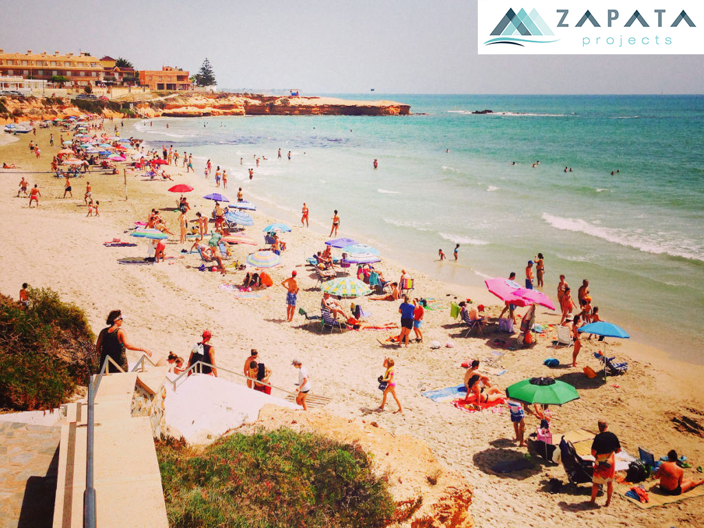 playa los jesuitas-pilar de la horadada-inmuebles y promociones zapata