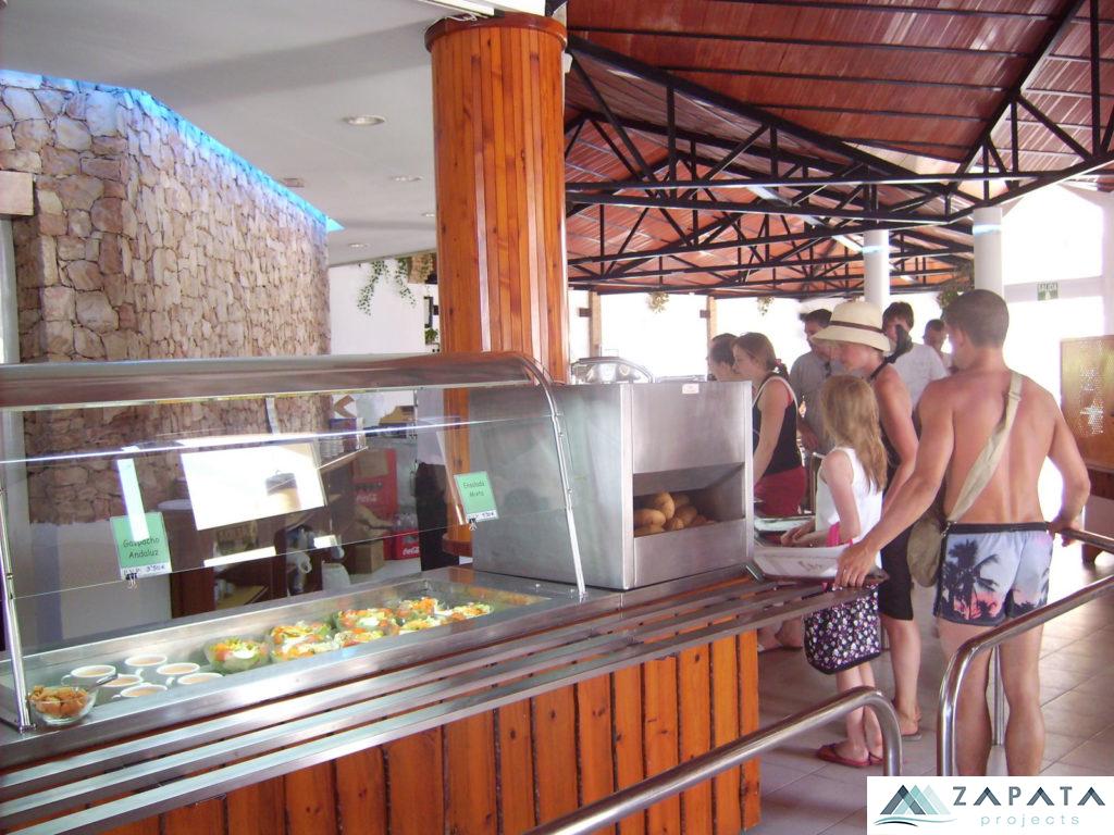 restaurante Montepiedra-campoamor-promociones zapata comida