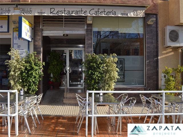 restaurante calle mayor-pilar de la horadada-promociones zapata