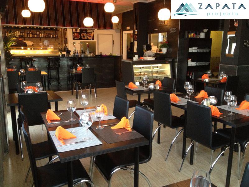 restaurante la gamba-torre de la horadada-promociones zapata