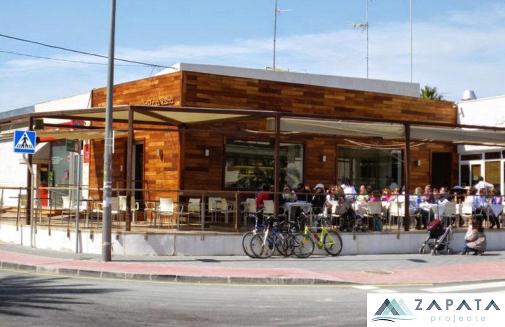 restaurante la pizza nostra-mil palmeras-torre de la horadada-promociones zapata
