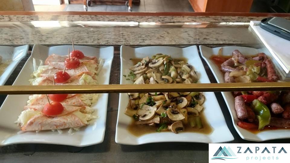 restaurante pizzeria plaza-torre de la horadada-inmuebles y promociones zapata comida 1