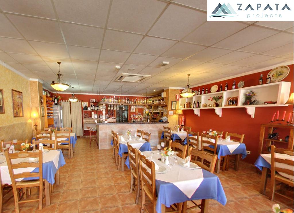 restaurante san marino-pilar de la horadada-promociones zapata