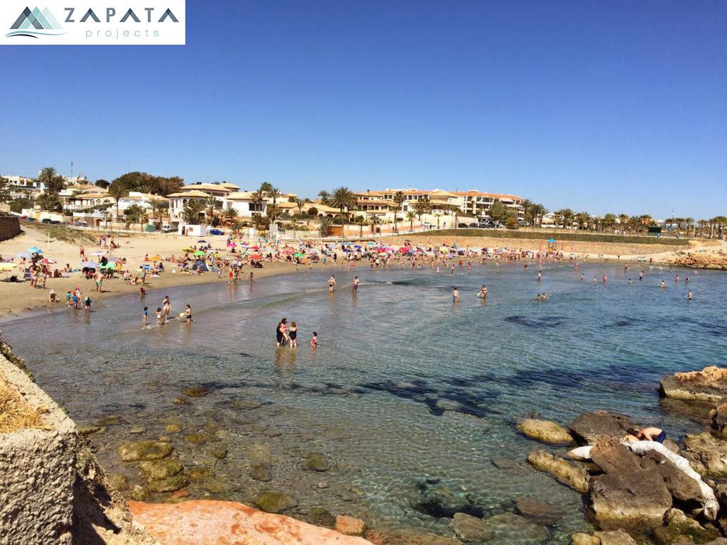 cala cerrada-playa la zenia-orihuela costa-inmuebles y promociones zapata